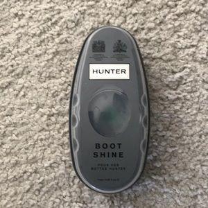 Hunter Boot Shine Brush